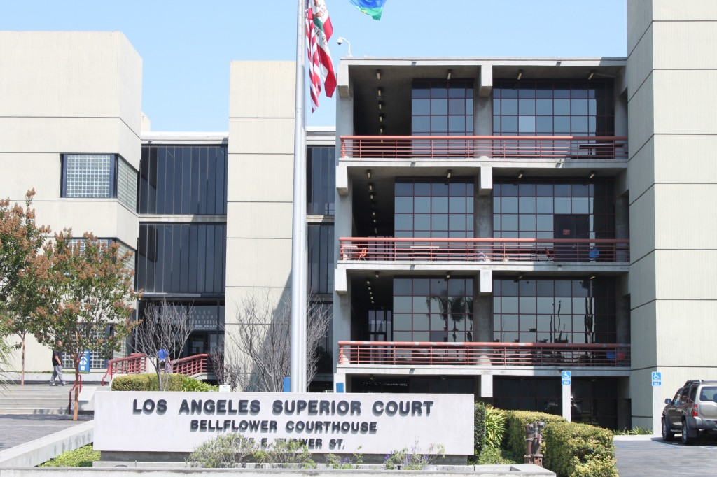 bellflower courthouse, guide to los angeles county courts