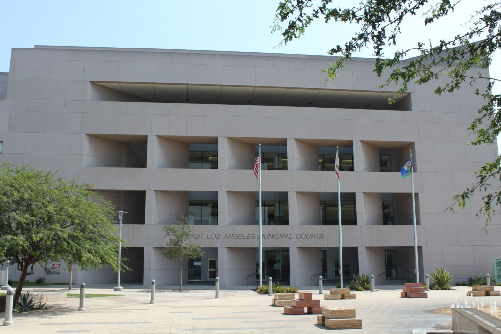 los angeles county courts guide East Los Angeles Courthouse
