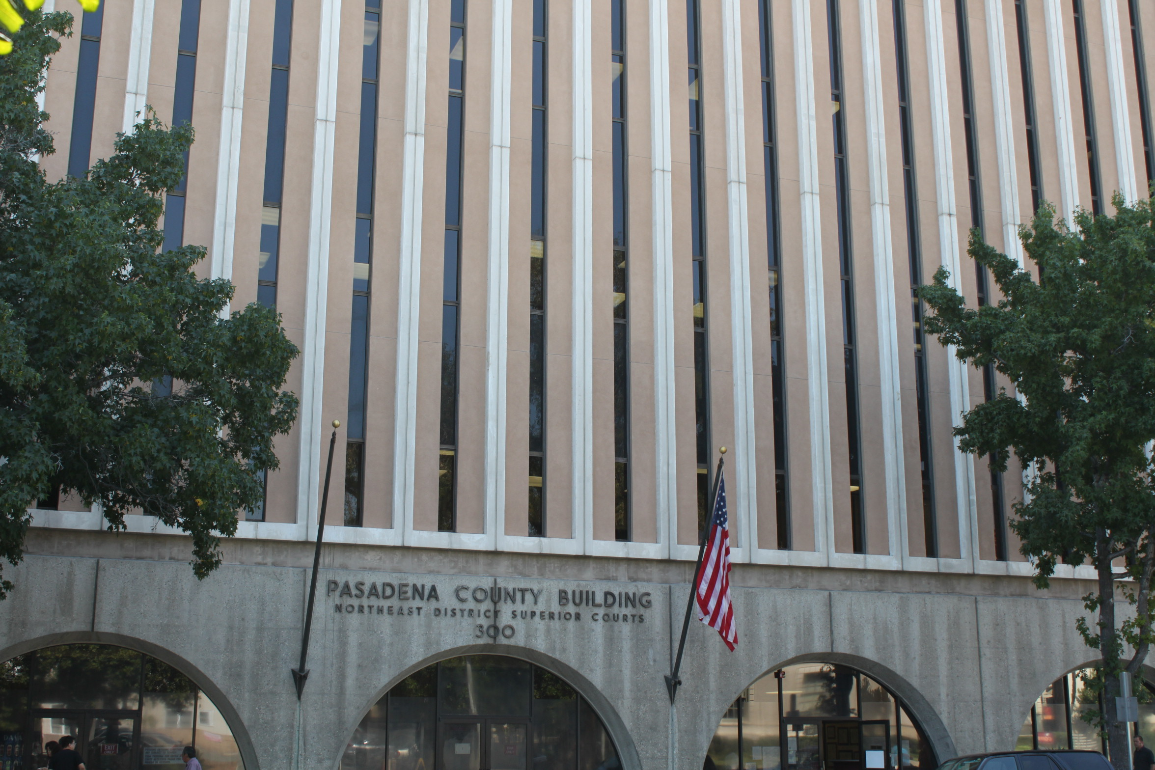 Los Angeles County Courts The Secret Guide To Parking